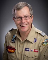 Gordon Rubard, Montana Council, Boy Scouts of America, BSA, Montana