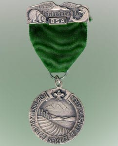 William T. Hornaday Award Scouting & Conservation