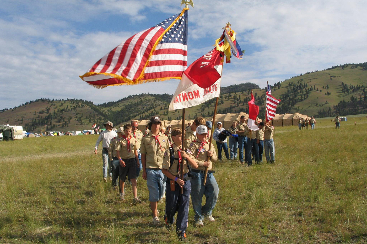 Council Camporee